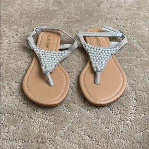 sandals (olivia miller; 6)